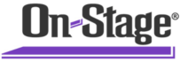 On Stage Stands Logo